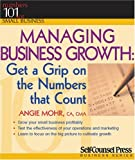 Managing Business Growth, Angie Mohr, 1551805812