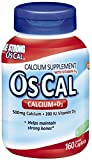 Os-Cal 500+D Caplets 160 Caplets (Pack of 12)