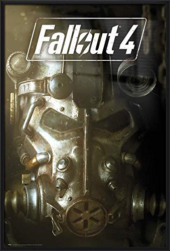 Fallout 4 - Framed Gaming Poster Poster / Print