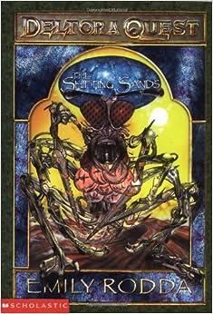 The Shifting Sands (Deltora Quest #04) 9780439253260 Fantasy at amazon