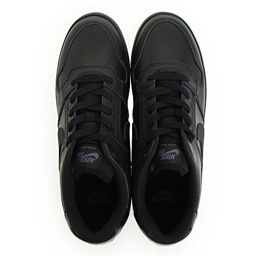 black Basketball 001 Air Mid Jordan anthracite Noir Shoe 1 black Nike wZfaAqP