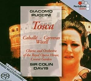 Puccini: Tosca / Caballé, Carreras, Davis
