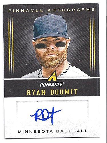 RYAN DOUMIT 2013 Pinnacle #RY AUTOGRAPH Card Minnesota Twins - Card Pinnacle Autograph