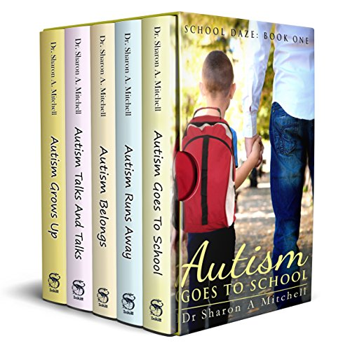 School Daze Series Boxed Set: Books 1 - 5 cover
