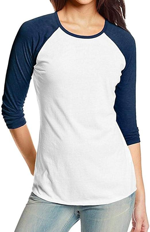 Les Tops Femmes Xinantime Mode Femmes Tricot/é Solide T-shirt /à Manches Longues et /épaules D/énud/ées Chemisier Pull
