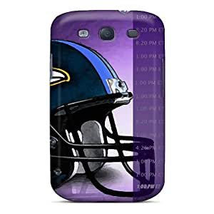 Hot Tpye Baltimore Ravens Case Cover For Galaxy S3