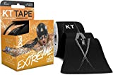 Product review for KT Tape Pro Extreme Therapeutic Elastic Kinesiology Sports Tape, 20 Pre Cut 10 inch Strips, 100% Synthetic Water Resistant Breathable, Pro & Olympic Choice