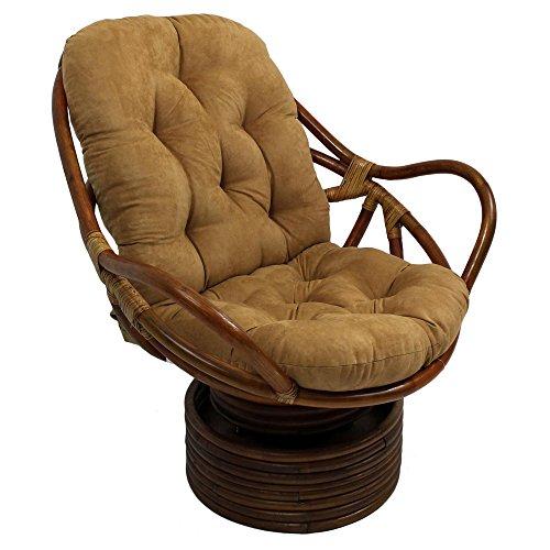 Upholstered Swivel Rockers - 2