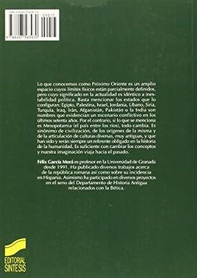 Atlas Historico Del Proximo Oriente Antiguo I: Amazon.es: Garcia Mora, Garcia Mora: Libros