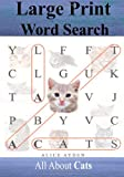 Large Print Word Search, Alice Ayden, 1499539118