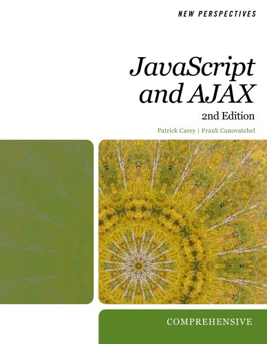 Download New Perspectives on JavaScript and AJAX, Comprehensive (HTML) Pdf