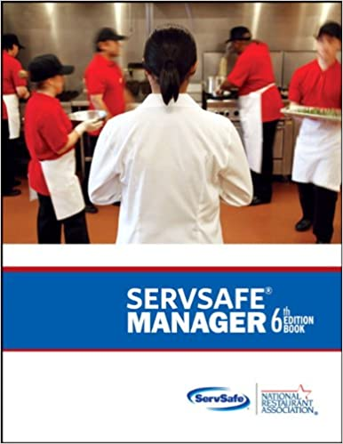 ServSafe Manager With Online Exam Voucher 6th Edition