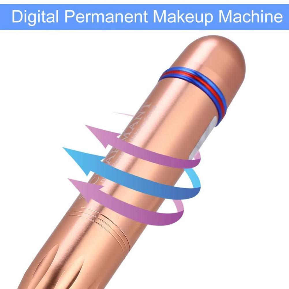 Tattoo Machine Kit Maquillaje Permanente Lápiz Digital Ceja ...