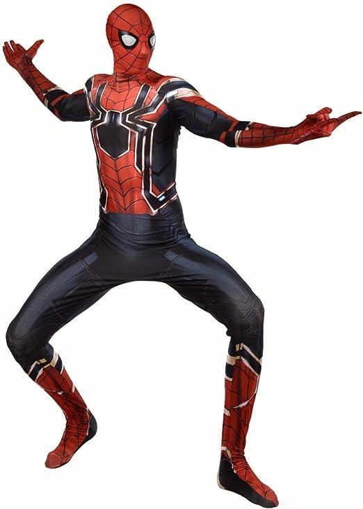 ZHANGQI Marvel Spider-Man Lejos De Casa Spiderman con Espalda ...
