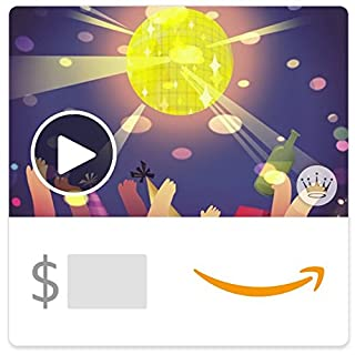 Amazon eGift Card - New Year's Countdown Party (Animated) [Hallmark] (B075H351RL) | Amazon price tracker / tracking, Amazon price history charts, Amazon price watches, Amazon price drop alerts