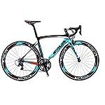 510XX0FJrIL. SS150 SAVADECK Warwind5.0 700C Bici da Strada in Carbonio Bici da Corsa su Strada con Cambio Shimano 105 R7000 22 velocità…