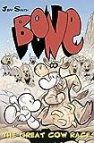 """""""Bone (2) - The Great Cow Race"""" av Jeff Smith"""