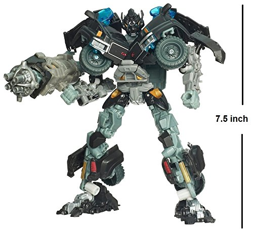 Transformers Action Figures Robots Autobot IRONHIDE