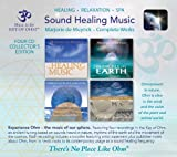 Sound Healing Music - Collector's Edition, Set of 4 CDs