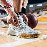 Anta Men's Shoes Basketball Shoes Men's Official