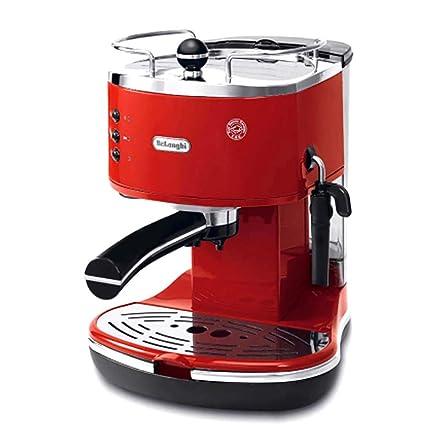 ZHJIUXING KF Fácil de Usar Máquina de café Espresso, cafetera ...