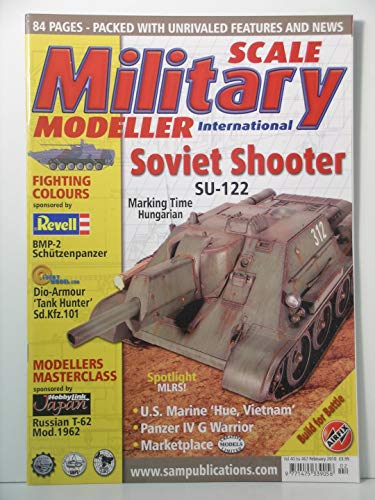 Scale Military Modeller International Magazine Vol. 40 Issue #467 Feb. 2010 ()