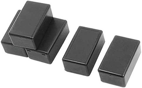 Caja de derivación, Caja de derivación de plástico Resistente al Agua para proyectos eléctricos DIY, 60 x 36 x 25 mm, 5 Unidades: Amazon.es: Electrónica