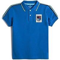 Hackett London Col Tape Shldr Y Camisa Polo para Niños