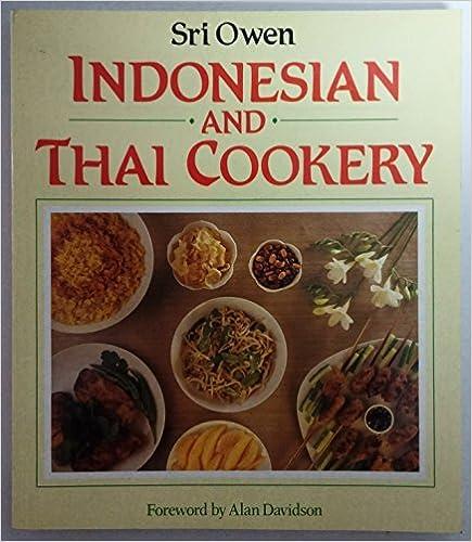 Indonesian Thai Cook