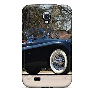 Top Quality Case Cover For Galaxy S4 Case With Nice Belo Carro Appearance