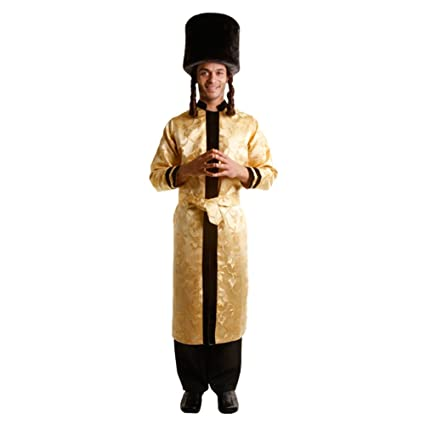 Dress up America Adulto judío Gran Rabino Robe: Amazon.es ...