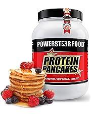 Proteïne Pancakes | 1000 g | Low Carb pannenkoekenmengsel | Low Fat | Slechts 1,7% suiker & 1,2% vet | Totaal 41,1 g Protein p.P | heerlijke smaak | Perfect als ontbijt & tussendoor