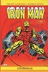 Iron Man : L'intégrale 1968  par Goodwin