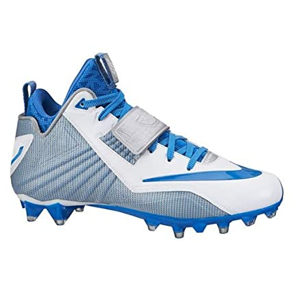 ... Nike Calvin Johnson CJ81 Elite TD Football Lacrosse Cleats 9545a1305f05