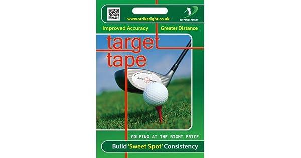 Amazon.com: Impacto cinta Mejora de la precisión y de ...