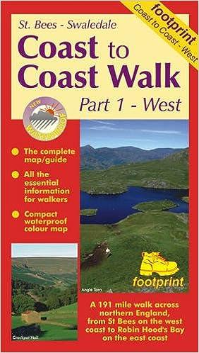 Coast to Coast Walk: St.Bees to Swaledale Pt. 1 (Long