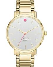 Kate Spade Gramercy Grand Gold Watch KSW1379
