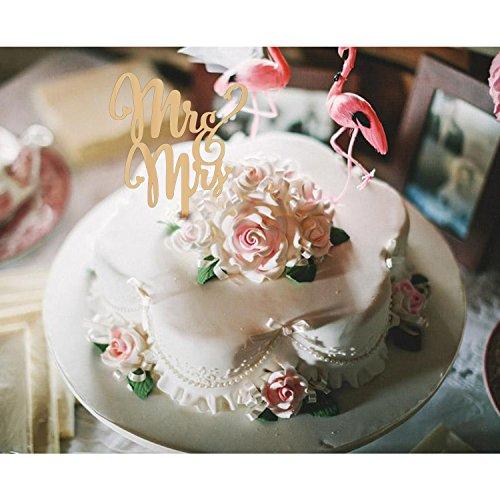 Kangkang@ Charming Mr and Mrs Wedding Cake Topper