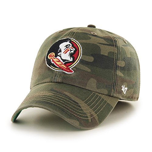 Florida State Fitted Hat - 6