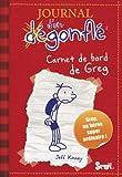 """Afficher """"Journal d'un dégonflé n° 1 carnet de bord de Greg"""""""