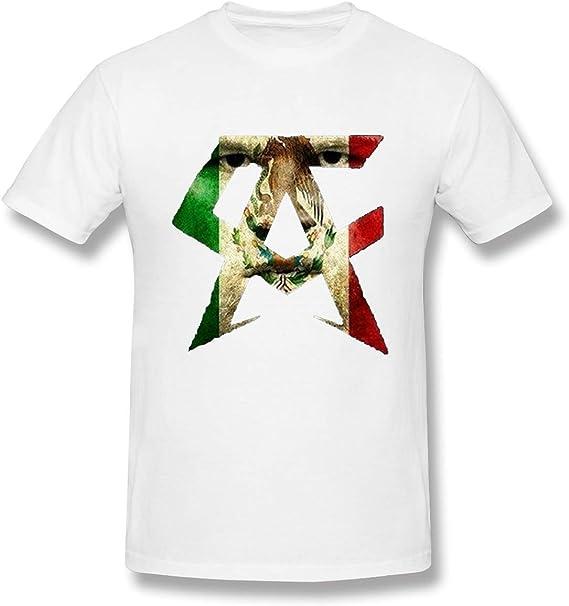 KLING Camisetas clásicas de diseño Canelo Alvarez para Hombre: Amazon.es: Ropa y accesorios