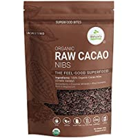 Nature's Superfoods Organic Raw Cacao Nibs, 250g
