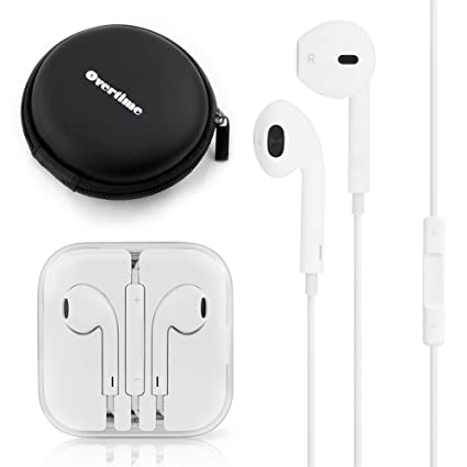 apple earbuds amazon. apple original oem iphone 6/6 plus/5c/5s/5 earphones with earbuds amazon
