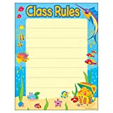 TREND enterprises, Inc. Class Rules Learning Chart, 17'' x 22''