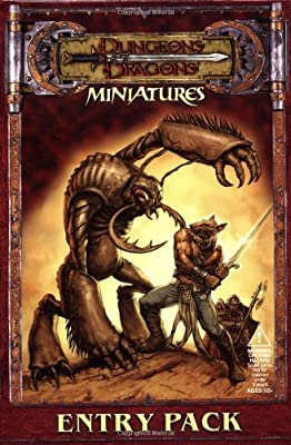 Dungeons and Dragons Miniatures Entry Pack Dungeons & Dragons Miniatures: Amazon.es: Wizards of the Coast, Wizards Team: Libros en idiomas extranjeros