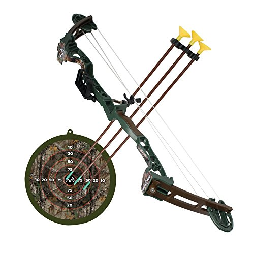 NKOK Realtree Compound Bow Set (Rapid Riser Compound Bow)