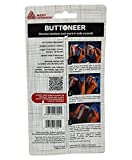 AVERY DENNISON CORPORATION RED/White BUTTONEER
