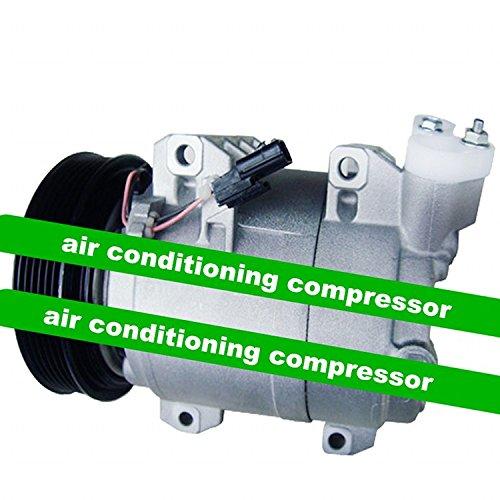 GOWE compresor de aire acondicionado para dks17d coche aire acondicionado Compresor para coche Nissan Rogue 2008 - 2012 AUTO AC Compresor 92600jm01 C: ...