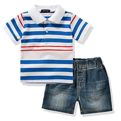 Ferenyi Toddler Clothing Solid Shorts