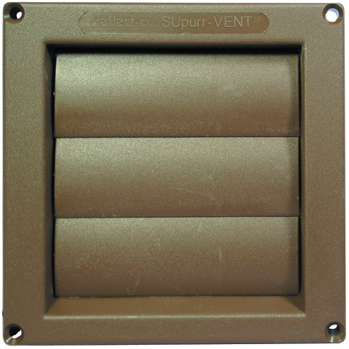 HSR4B Supurr-Vent Replacement Vent Hood Brown